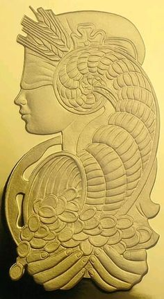 Goddess Fortuna, Gold Bullion