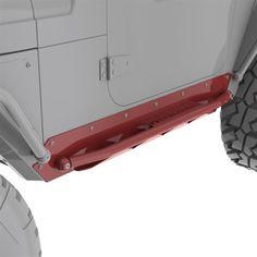MetalCloak Rocker rails