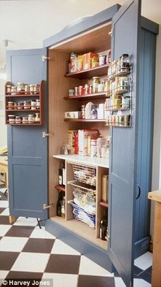 1000 Images About Pantry Larder And Washing Utility Area