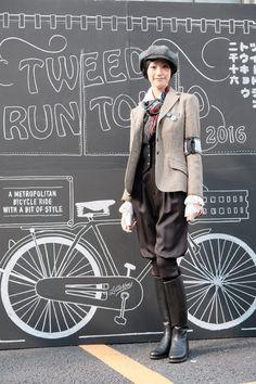 Dark Fashion, Fashion Art, Mens Fashion, Tweed Ride, St Joan, Cycle Chic, Steampunk Clothing, Mode Vintage, Style Me