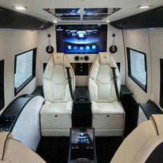 Brabus Business Lounge Mercedes Sprinter