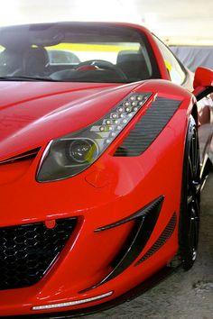 Mansory 458 Spyder