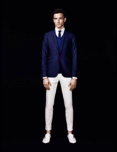 Nedvin Blazer & Thore Shirt