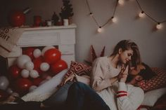 Новый год - Аня и Дима