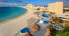 We have spaces open call us Centered in the heart of Cancun, find your every desire or need met with a stay at Krystal Cancun Beach Resort. Step outside the front door of the resort and find yourse...
