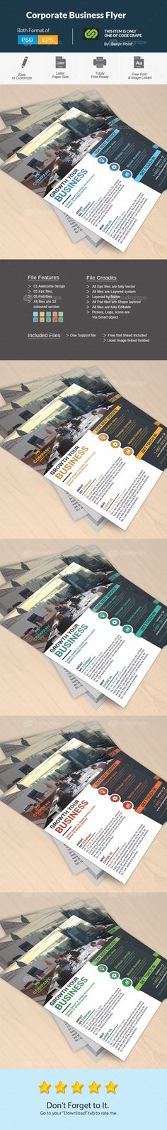 Corporate Business Flyer - https://www.codegrape.com/item/corporate-business-flyer/8032