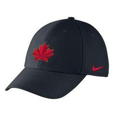 Team Canada Nike 2018 Olympic Swooshflex - Black