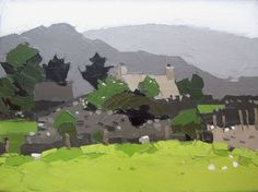 "Image result for Sir John ""Kyffin"" Williams painting"