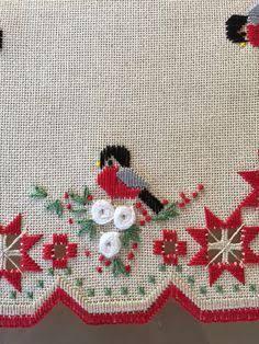 Image interface for hardanger Schmetterling Hardanger Embroidery, Cross Stitch Embroidery, Hand Embroidery, Types Of Embroidery, Embroidery Patterns, Palacio Bargello, Bargello Needlepoint, Bordados Tambour, Drawn Thread