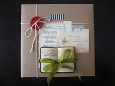 I'd love to receive a gift like this.