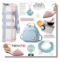 """Newchic woman #9"" by samra-bv ❤ liked on Polyvore featuring Luminarc"