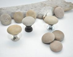 Fusion River Rock Sandcast Pull | Cool Cabinet Knobs and Pulls ...