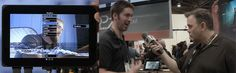 NAB 2014: The SmallHD DP7 Pro Firmware Update | While the DP7 Pro has been out for a bit, SmallHD was showing off some of the awesome new upgrades to its software. Most notable among these upgrades is live, on monitor color grading and SmallHD's Wes Phillips was able to tell us more.