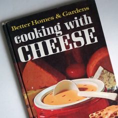 cooking with cheese cookbook