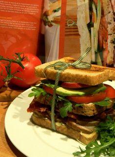 Madame Anne aux fourneaux: Sandwich de rôti de porc, mayonnaise à léchalote