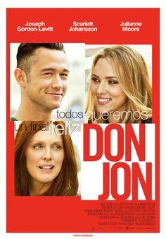 Cartel de 'Don Jon'
