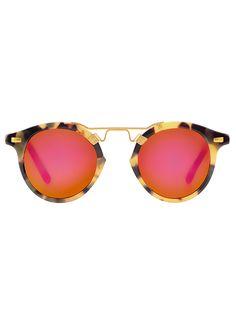 99fcf8cfb1e Shop St. Louis. Krewe SunglassesPink ...