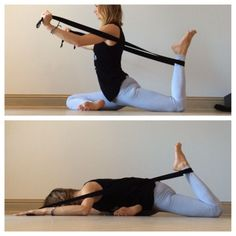 Good afternoon, yinsters! The following sequence is a full body flow with lots of incorporated options to utilize your strap. Recently, I have noticed the use of yoga props has somehow become a bit…