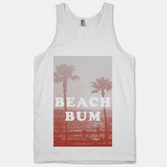 Beach Bum (Tank)