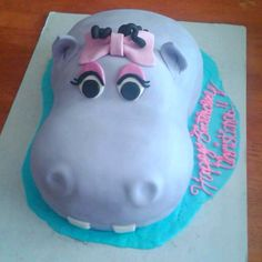 I want a hungry hungry hippo cake for my 30th :)