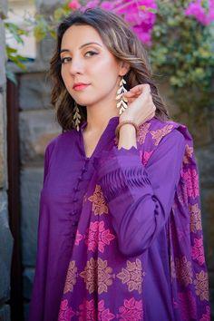 Kurtis, Sari, Stylish, Floral, Summer, Shirts, Collection, Dresses, Design