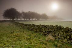 Pennine mist, West Yorkshire by Simon Higginbottom (www.northerngallery.co.uk), via Flickr