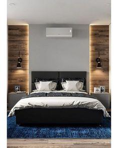 30+ Fantastic Modern Master Bedroom Ideas #masterbedroomideas #bedroomideas #modernbedroomideas » Out-of-darkness.com