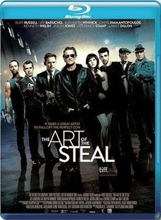 The Art of the Steal (2013) 720p WEB-DL 550 MB Movie Links