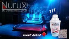 Nuru Luchtbed + NuruX Shake 3 bullet pack Shake, Bullet, Massage, Packing, Bag Packaging, Smoothie, Bullets, Massage Therapy, Cocktail