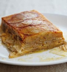 Cream and Gruyère cheese are the stars in this decadent dish. Potatoes absorb the flavors as they cook to tenderness.