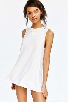 Cooperative Jane Tunic Tank Top - Urban Outfitters