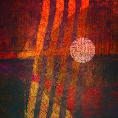 The Old Cells Studio - Michèle Brown Art: Warmth - iPad painting