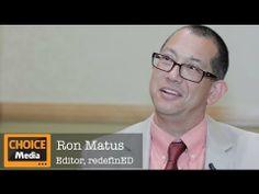 Ron Matus on Education Reform Education Reform, Editor