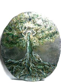 The Spring Tree Goddess