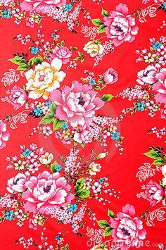 Chinese fabric