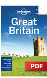 eBook Travel Guides and PDF Chapters from Lonely Planet: Cardiff - Great Britain (Caerdydd) (PDF Chapter) L...