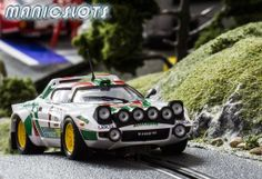 Slot cars, Ninco Lancia Stratos 'Alitalia', Rally Monte Carlo 1977 - See . - Marine And Land Vehicles Slot Car Tracks, Slot Cars, Race Cars, Audi, Bmw, Volkswagen, Monte Carlo Rally, Car Racer, Rally Car