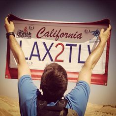 Photo by dbronf of The Jewish Federation of Greater Los Angels and Taglit-Birthright Israel's trip! Lax2TLV!