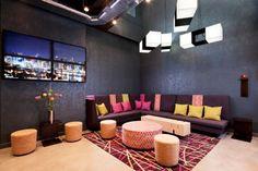 cozy sofa corner @ aLoft NY