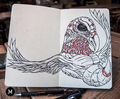 Sketchbook Three on Behance