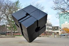 It pains to me to pin The Cube at the University of Michigan - Ann Arbor, Michigan