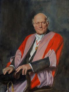 Sir Alan Cook (1922–2004), Master (1983–1993)