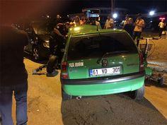 Rize sahilinde 3 araç kaza yaptı | Okur53