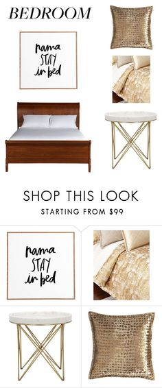 """""""sleep is for the weak"""" by abby-simpson95 on Polyvore featuring interior, interiors, interior design, home, home decor, interior decorating, DENY Designs, Ann Gish, Isabella Collection and Ethan Allen"""