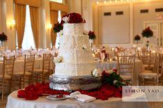 simonyao.com  #weddingcake   #columbusweddings