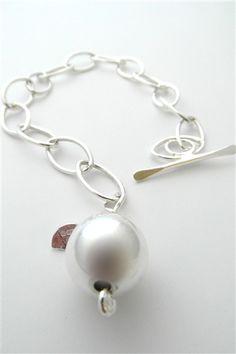 BR54 – Nelina Recycled Silver Bracelet | La Jewellery
