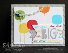 Big Wish Card by Nutmeg Creations Cindy Schuster