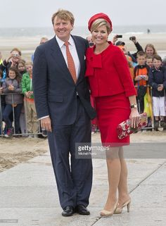 News Photo : King Willem-Alexander of The Netherlands and...