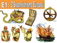 O expansionismo europeu by f1553 via authorSTREAM