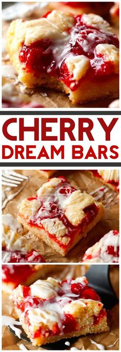 Ingredients For the Bars: ½ cup butter, softened 1 cup granulated sugar ½ teaspoon salt 2 large eggs 1 teaspoon vanilla e...
